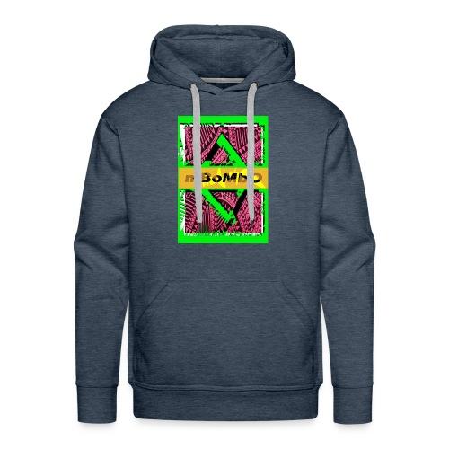 mbombo - Sudadera con capucha premium para hombre
