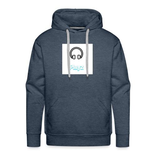 Headphone playz - Men's Premium Hoodie