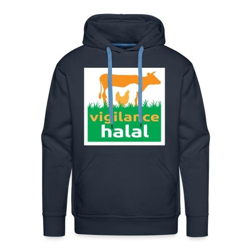 VH 2 jpg - Sweat-shirt à capuche Premium pour hommes