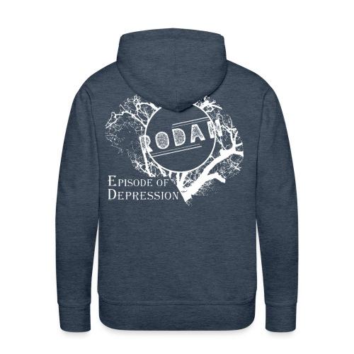 EOD - BRAIN - Männer Premium Hoodie
