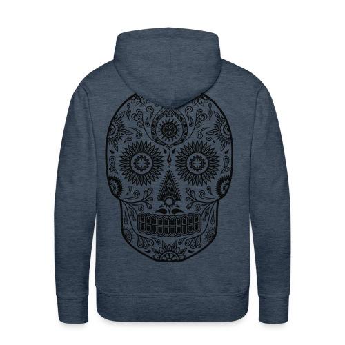 Fantasy Skull - Männer Premium Hoodie