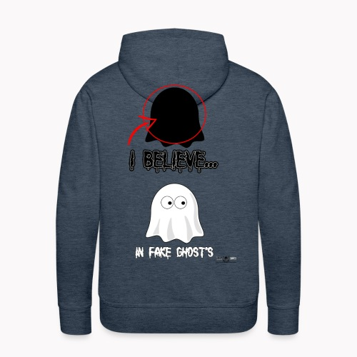 Lokey Reviews Official Spooky Ass Sunday Design - Men's Premium Hoodie