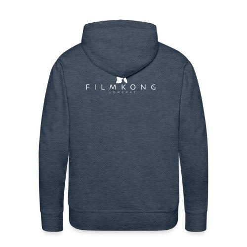 FILMKONG LOGO - Männer Premium Hoodie