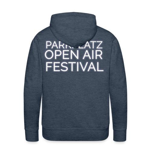 Festival Merchandise - Männer Premium Hoodie