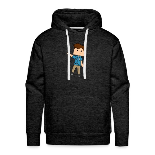 IMG_0784 - Mannen Premium hoodie