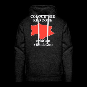 Colour the red Zone - Männer Premium Hoodie
