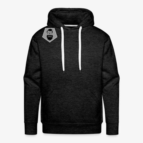 Official Laidback Logo - Men's Premium Hoodie