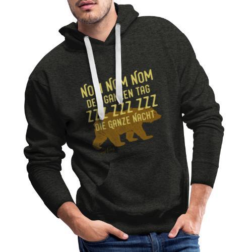 NomNom-Summer - Männer Premium Hoodie