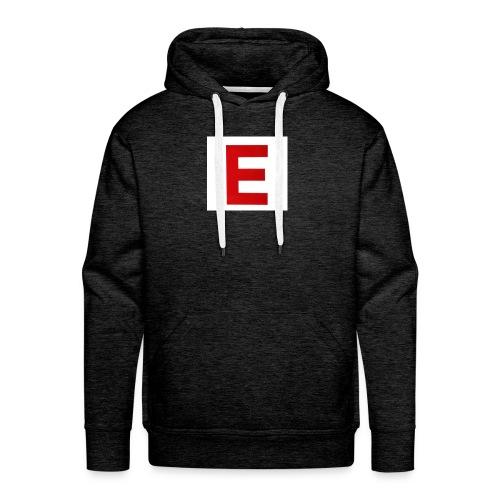 Itz Ethan Red Logo T-Shirt - Men's Premium Hoodie