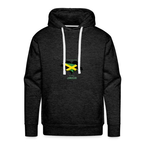 They Said I Could Be Anything - Men's Premium Hoodie
