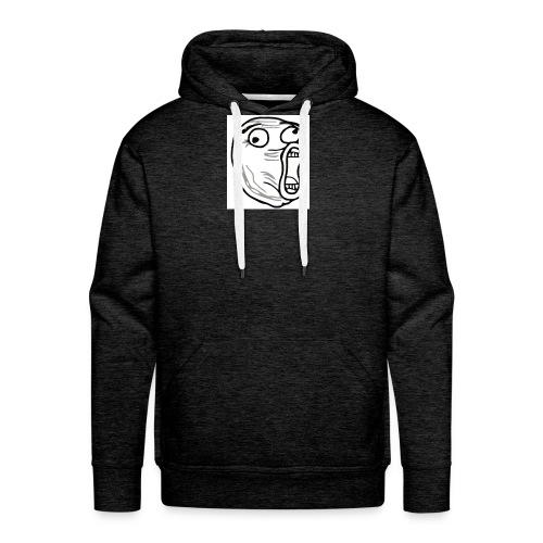 lol guy - Mannen Premium hoodie