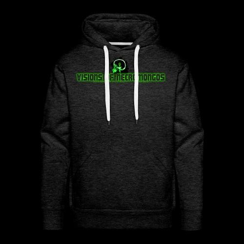 Necromongo Logo ONE - Männer Premium Hoodie