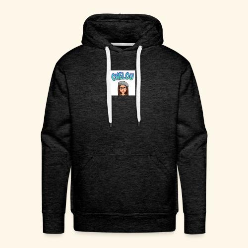 Louche - Sweat-shirt à capuche Premium pour hommes