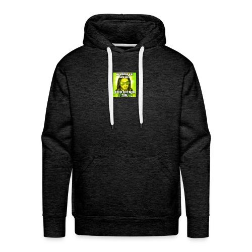 jesusmemesinterneteaste - Mannen Premium hoodie