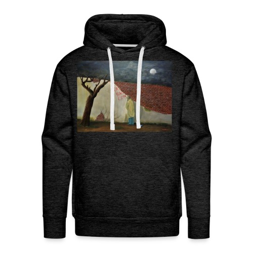 That's better - Brexit Art - Men's Premium Hoodie