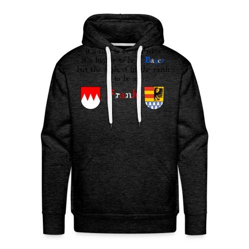 frank_wappen - Männer Premium Hoodie
