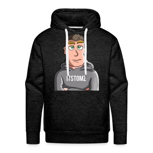 ItsTomz Logo - Men's Premium Hoodie