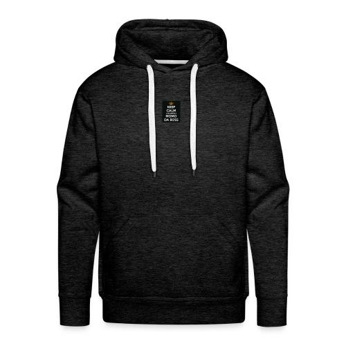t--l--chargement_-3- - Sweat-shirt à capuche Premium pour hommes