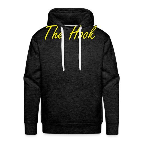 The Hook Logo - Premiumluvtröja herr