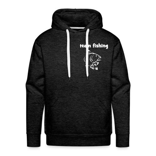 team habille - Sweat-shirt à capuche Premium pour hommes
