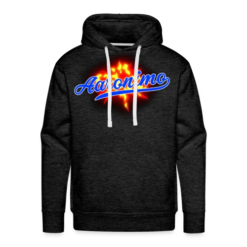 Aaronimo ontmoette explosie! - Mannen Premium hoodie