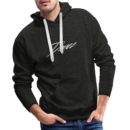 DoNez Logo - Männer Premium Hoodie