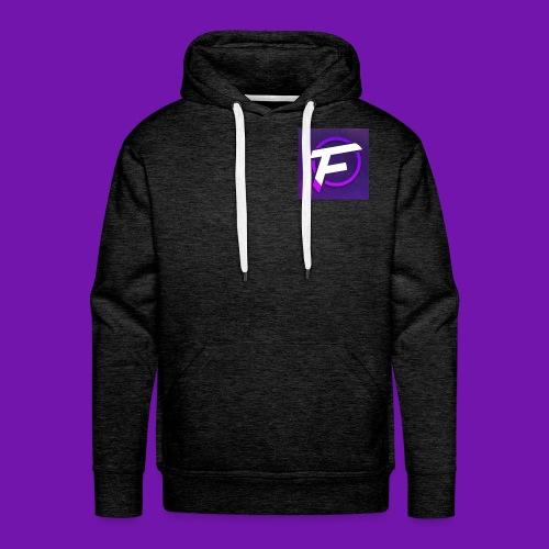 Flux Clan Logo - Men's Premium Hoodie