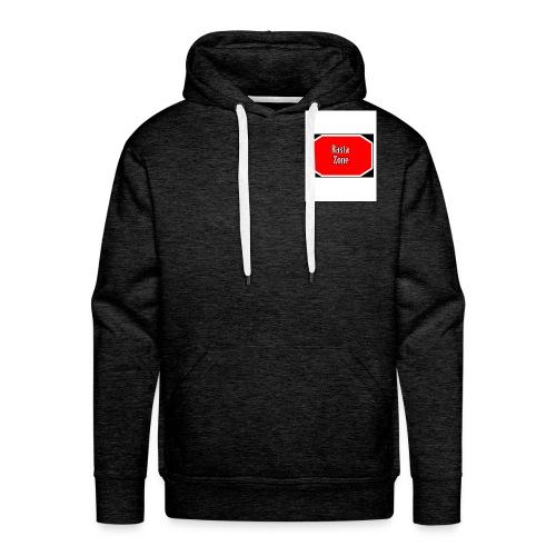 rasta zone - Sudadera con capucha premium para hombre
