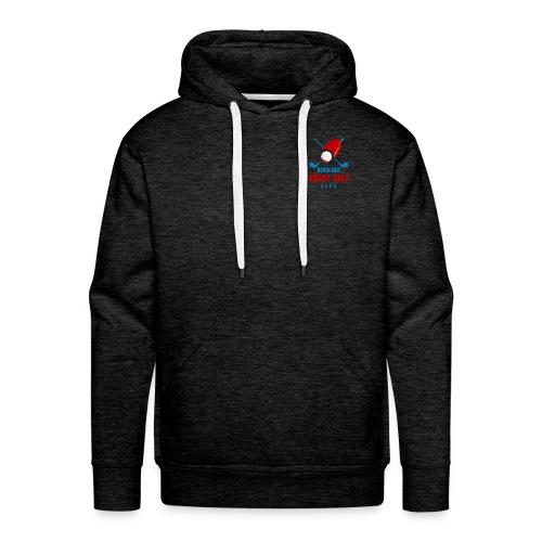 Bordeaux Rugby Golf Club - Sweat-shirt à capuche Premium pour hommes