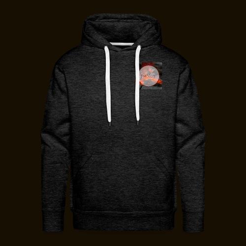 Phobya´s Fire - Männer Premium Hoodie