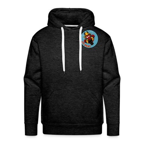 DCA-GREMLIN - Sweat-shirt à capuche Premium pour hommes