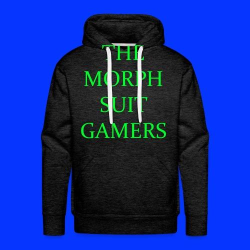 the morph suit gamers clothing etc 1 - Men's Premium Hoodie