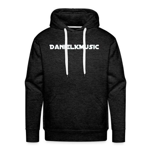 """Inscription """"DanielKMusic"""" - Men's Premium Hoodie"""