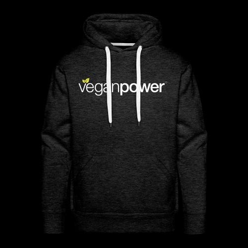 veganpower Lifestyle - Männer Premium Hoodie