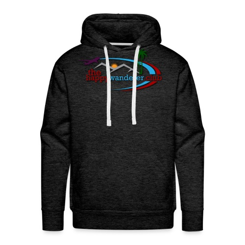 The Happy Wanderer Club - Men's Premium Hoodie