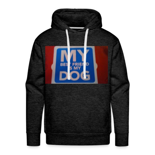 Dog merch - Men's Premium Hoodie