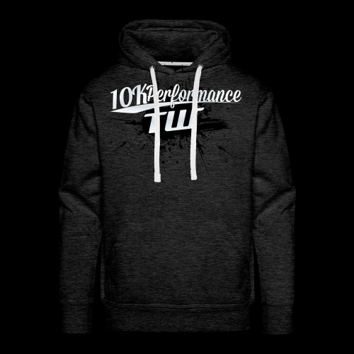 10K Performance by Tim Wiedemann - Männer Premium Hoodie