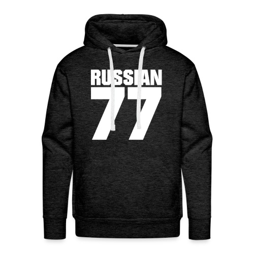 77 Russia - Männer Premium Hoodie