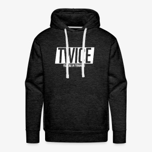 TwiceTM Youtube im Teammode - Männer Premium Hoodie