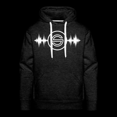 SeqSounds Logo - Männer Premium Hoodie