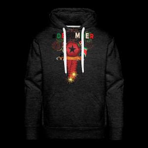 #DESUMBER - Mannen Premium hoodie