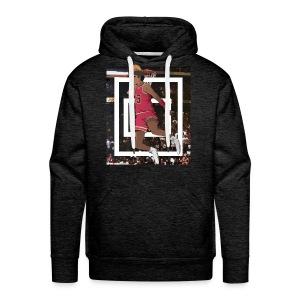 The Legend - Sweat-shirt à capuche Premium pour hommes
