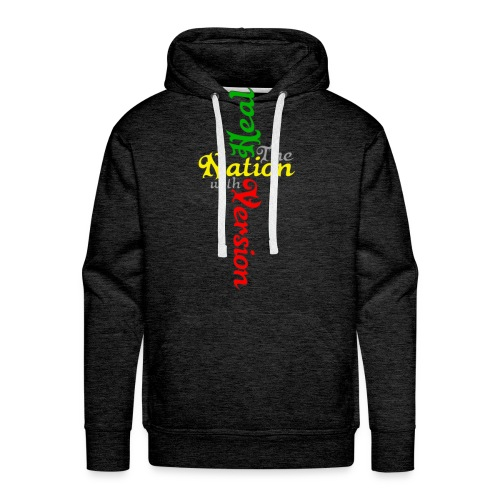 Reggae Healing Gears - Men's Premium Hoodie