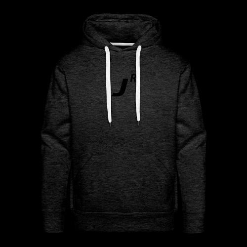 Das Markenzeichen - Männer Premium Hoodie