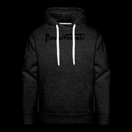 PV® - Sweat-shirt à capuche Premium pour hommes