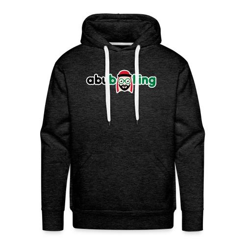 AbuBooking Logo - Men's Premium Hoodie