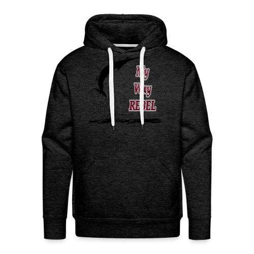 rebelfishh - Mannen Premium hoodie