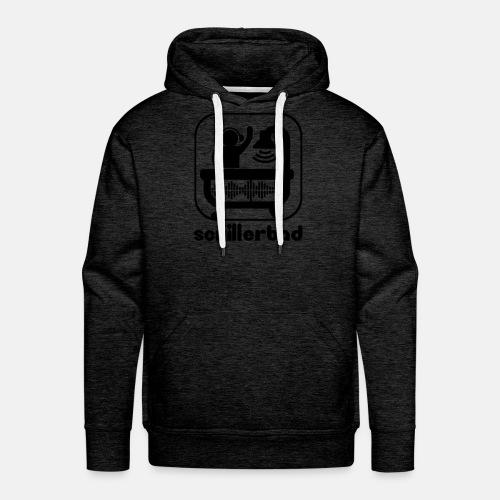 schillerbad_black - Männer Premium Hoodie