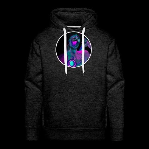 Neon Genji - Men's Premium Hoodie