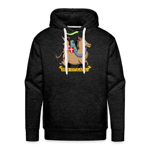 117 Shop - Herre Premium hættetrøje